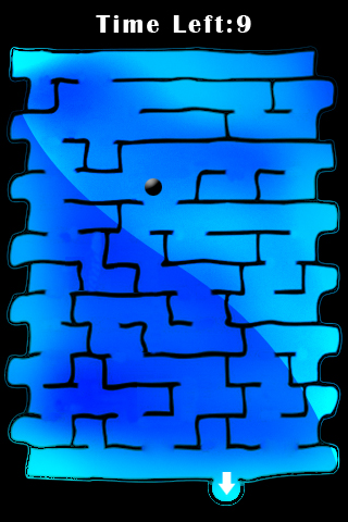 Screenshot 3D Ball Maze