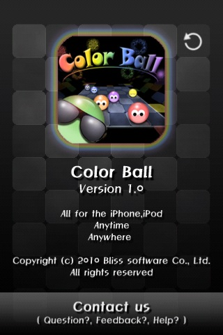Screenshot iColorBall Lite