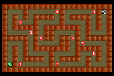 Screenshot Kid'z Maze